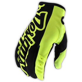 Troy Lee Designs GP Gloves Youth flo yellow